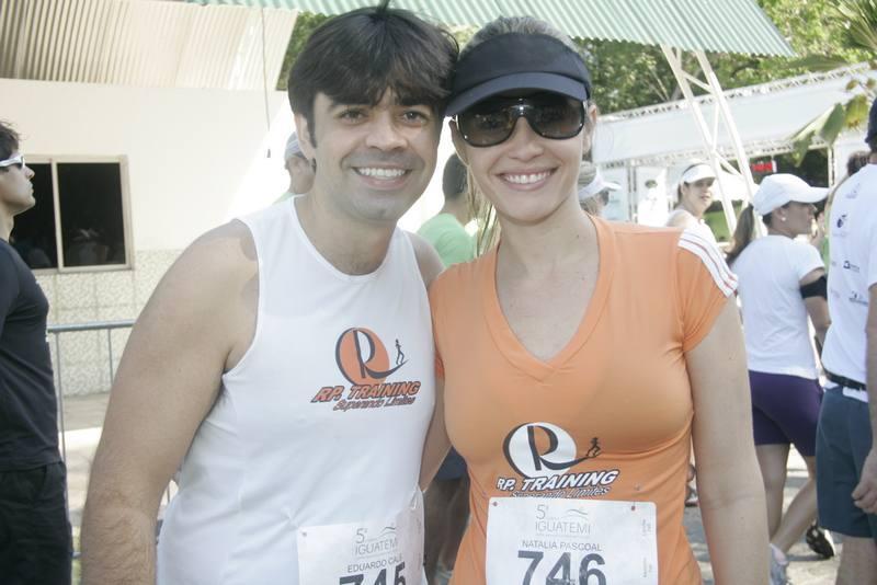 Eduardo e Natalia Cals