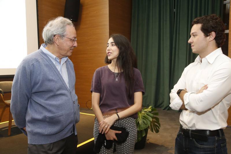 Luiz Alves, Betina Roxo e William Cordeiro 1