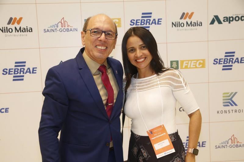 Andre Montenegro e Dana Nunes