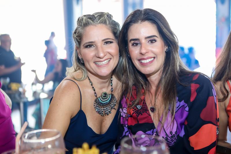 Patriciana e Melania Rodrigues