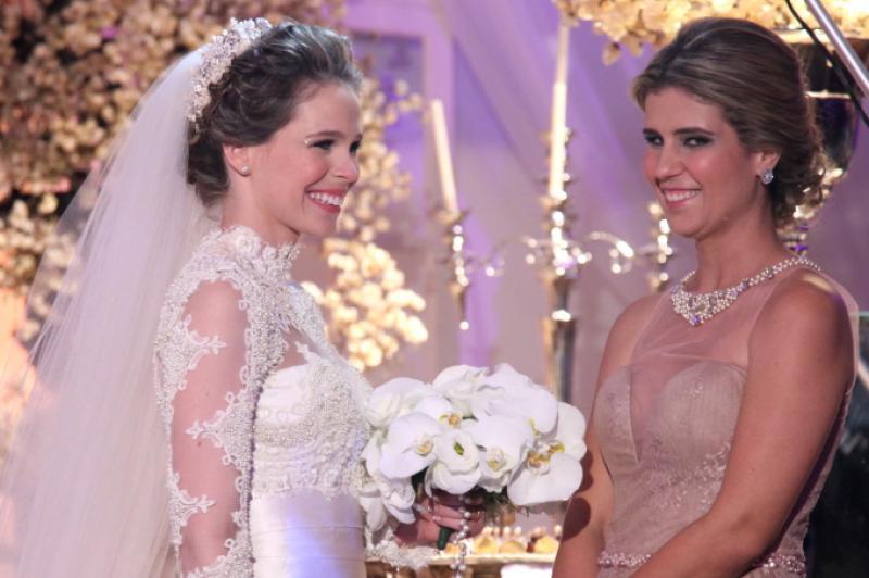 Natalia Ventura e Bia Pontes