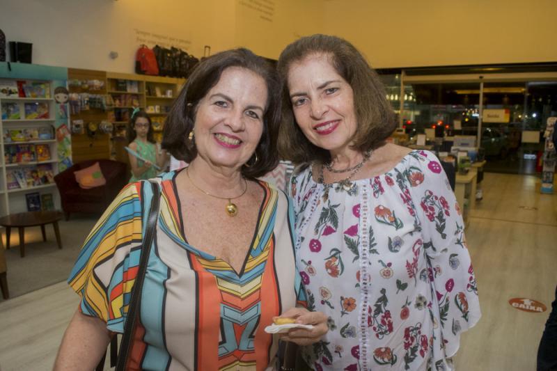 Helena Coelho e Ana Virginea