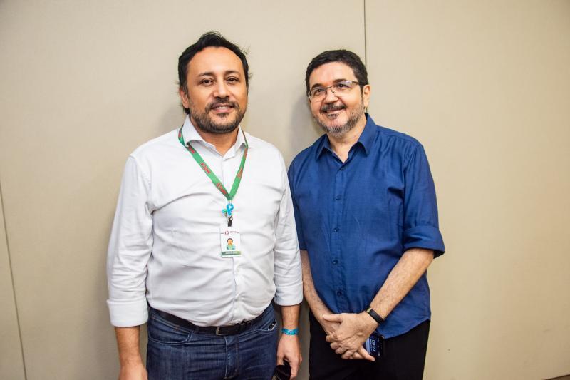 Reginaldo Aguiar e Paulo Mota