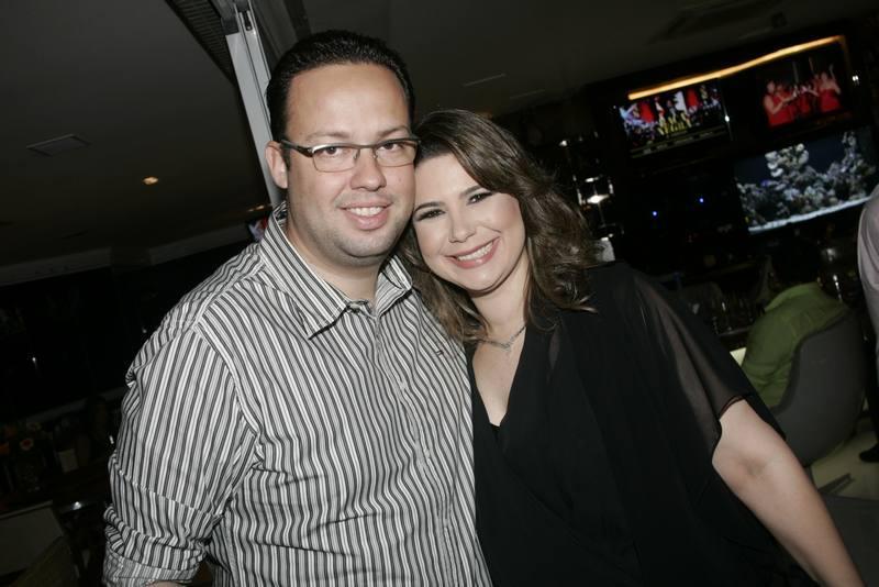 Daniel e Ana Joca