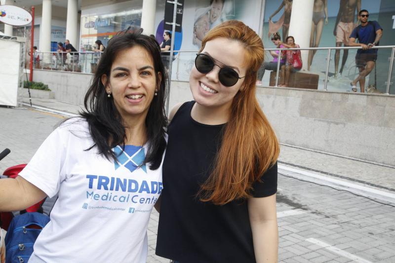 Ana Paula e Ingrid Magalhaes