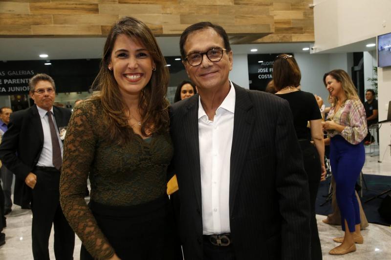 Beatriz Barreira e Beto Studart