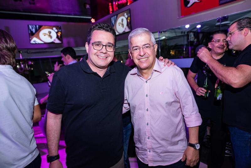 Samuel Sicchhierolli  e Paulo Cesar Noroes