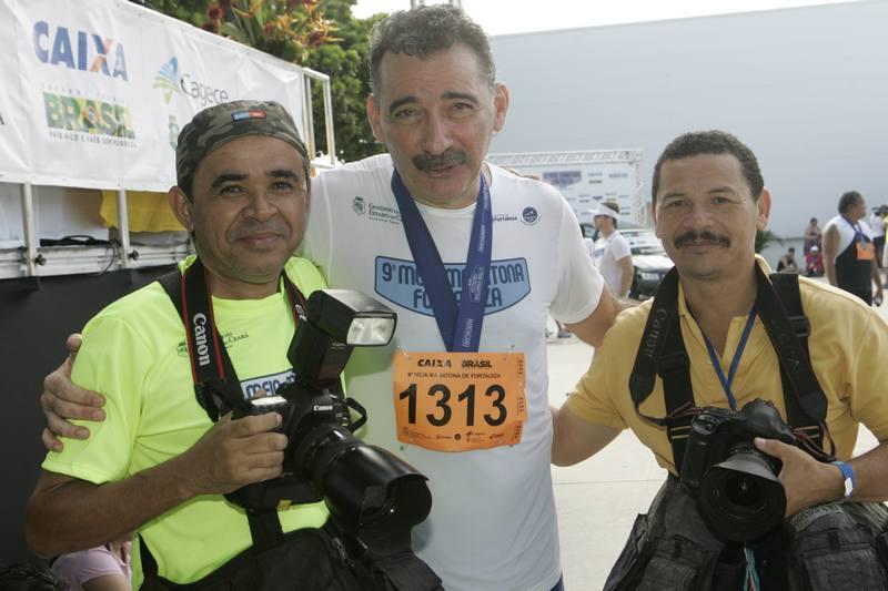 Andre Lima, Artur Bruno e Jose Leomar