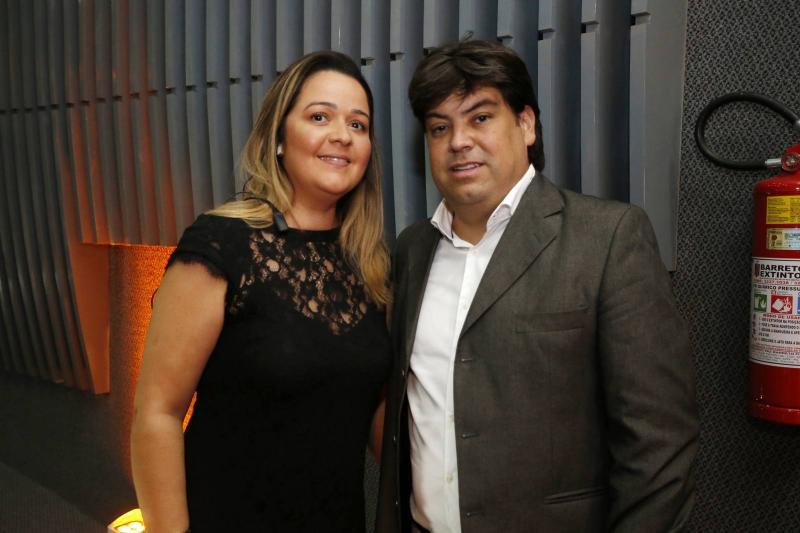 Sheslida e Leo Farias
