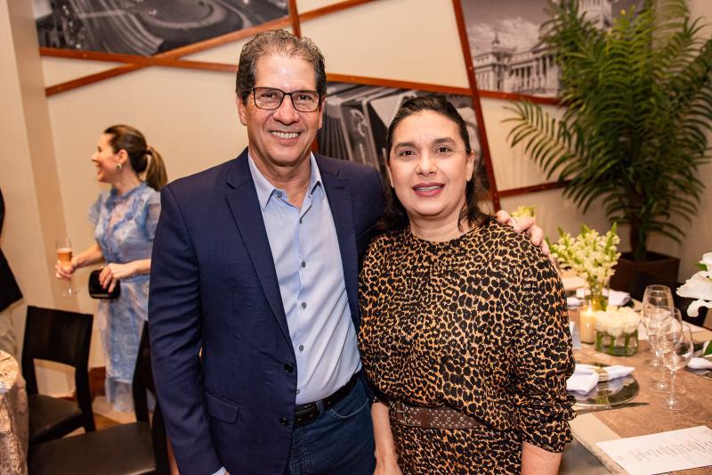 Severino e Isabela Ramalho
