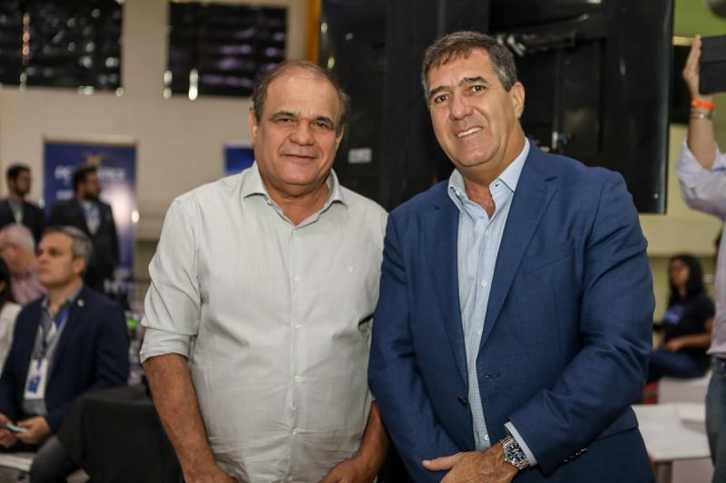 Roberto Moreira e Luis Gastao Bitencourt