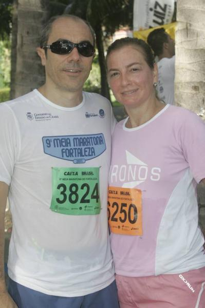 Betinho e Louise Santos
