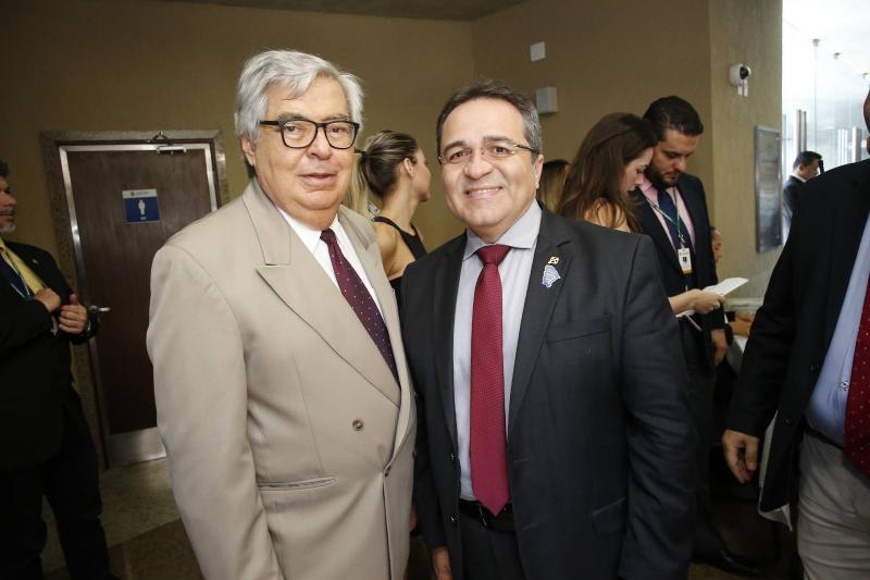 Roberto Farias e Romildo Rolim