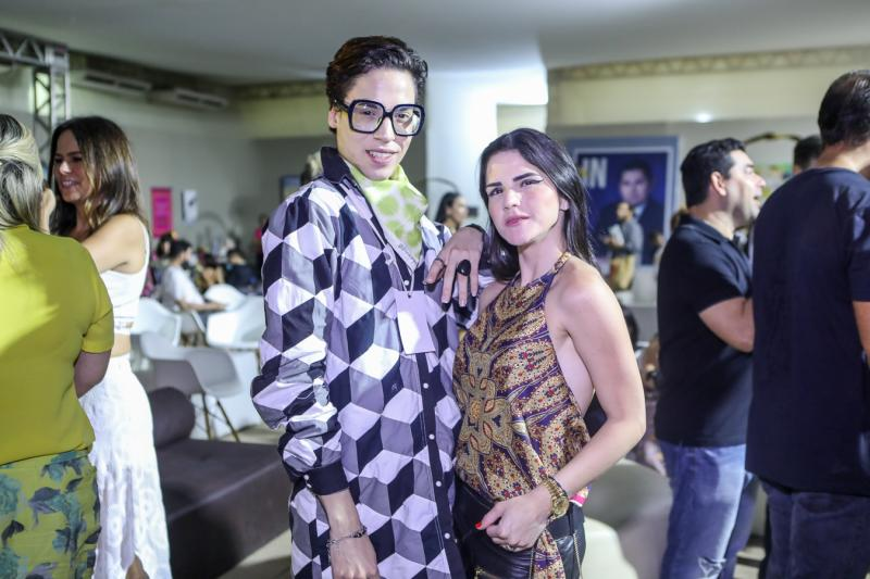 Gomes Avila e Marilia Vasconcelos