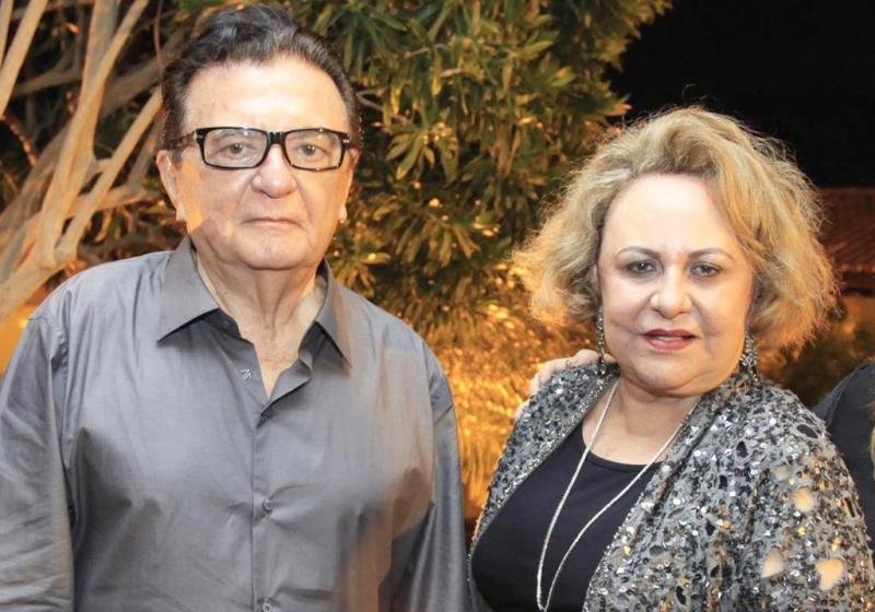 Paulo Bezerra e Zeneide Bezerra