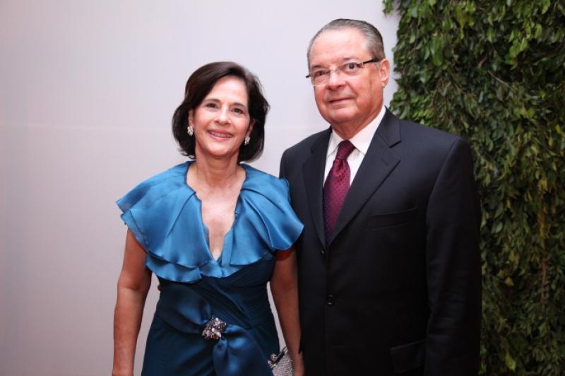 Cristina e Walman Miranda