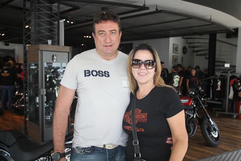 Batista e Darlene Lima