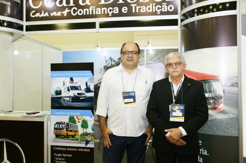 Israel Pimenta e Paulo Tinoco