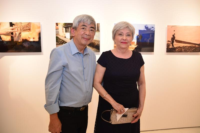 Akira e Valeria Onoe