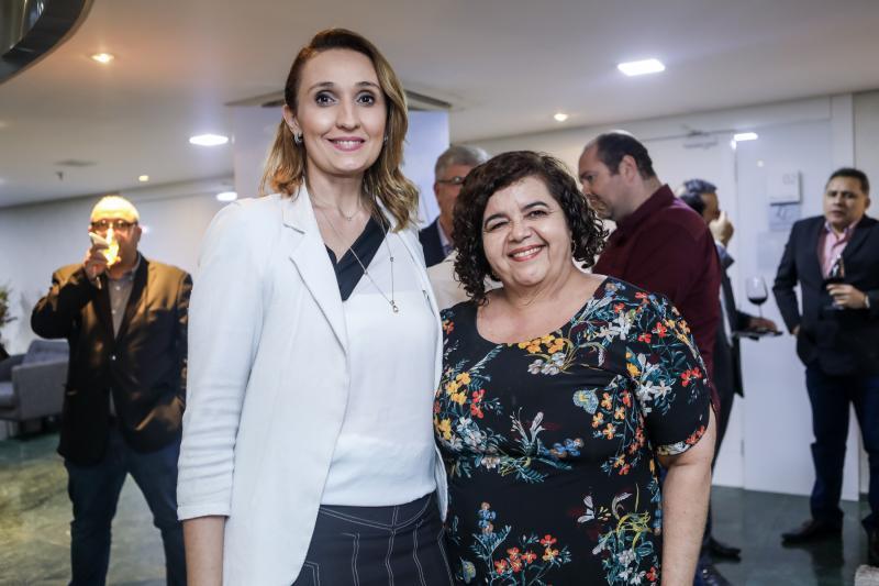 Mirela Abreu Clivania Teixeira