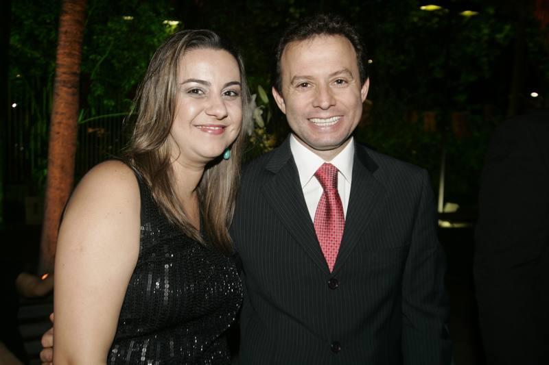 Ana Paula e Francisco Vidal