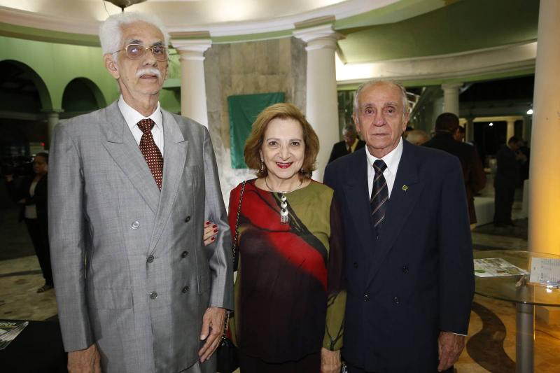 Jose, Norma e Joao Guimaraes