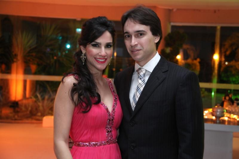Marcela e Rodrigo Carvalho