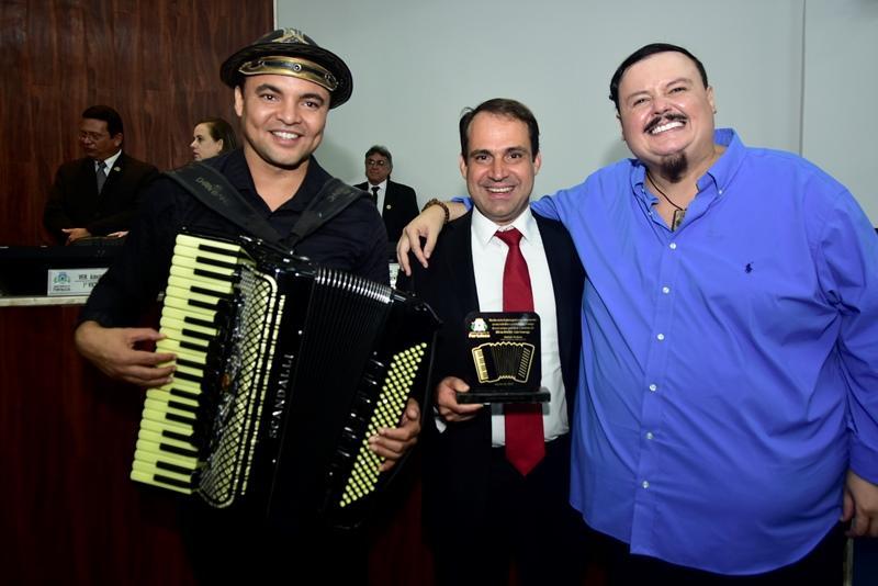 Chambinho do Acordeon, Salmito Filho, Rodolfo Forte