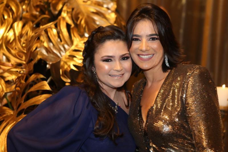 Darla Lopes e Maryana Rolim