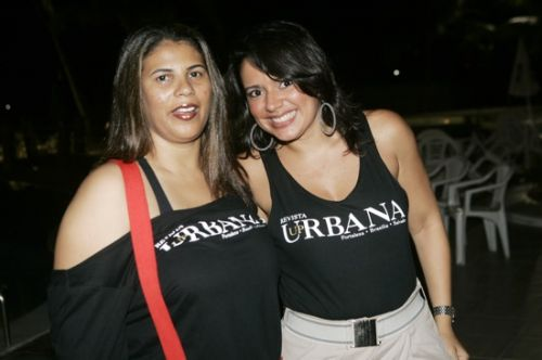 Miriam Muniz e Carol Melo