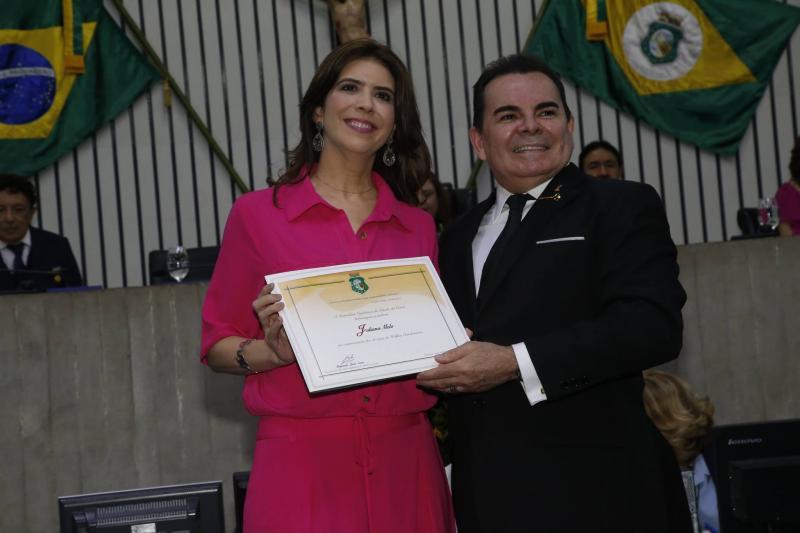 Juliana Melo e Walker Santiago