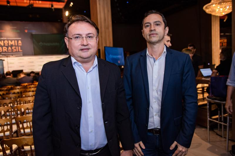 Marcelo Marinho e Vilemar Magalhaes