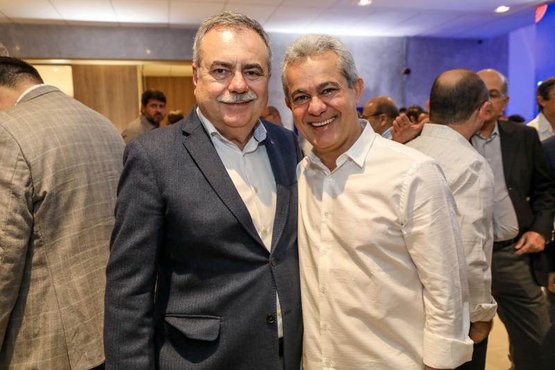 Assis Cavalcante e Zenir