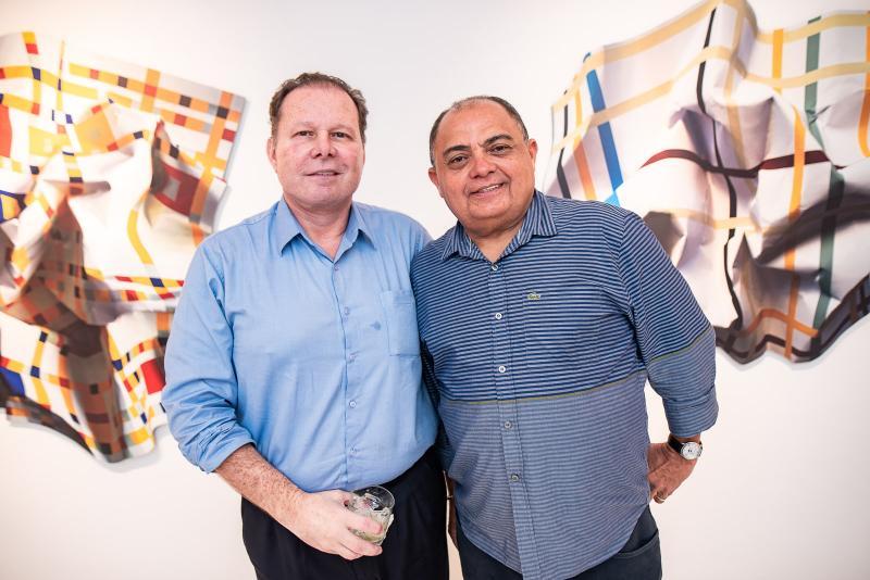 Julio Ventura e Teodoro Santos