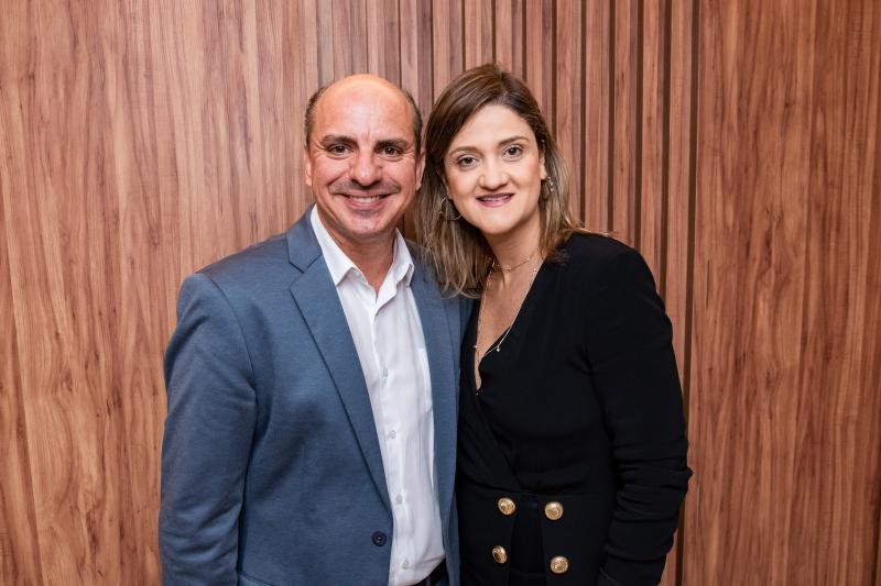 Rodrigo e Veruska Metran
