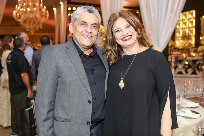 Jurandir e Silvana Gondim