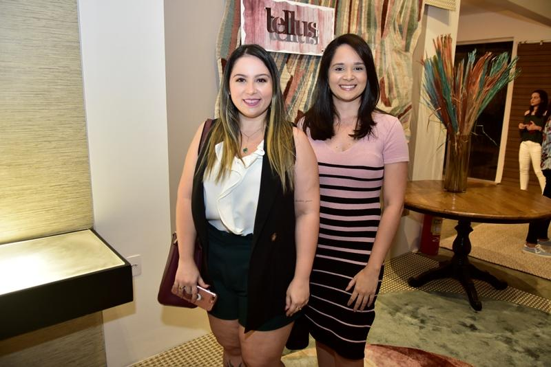 Luana Xenofonte e Marcia Salmito