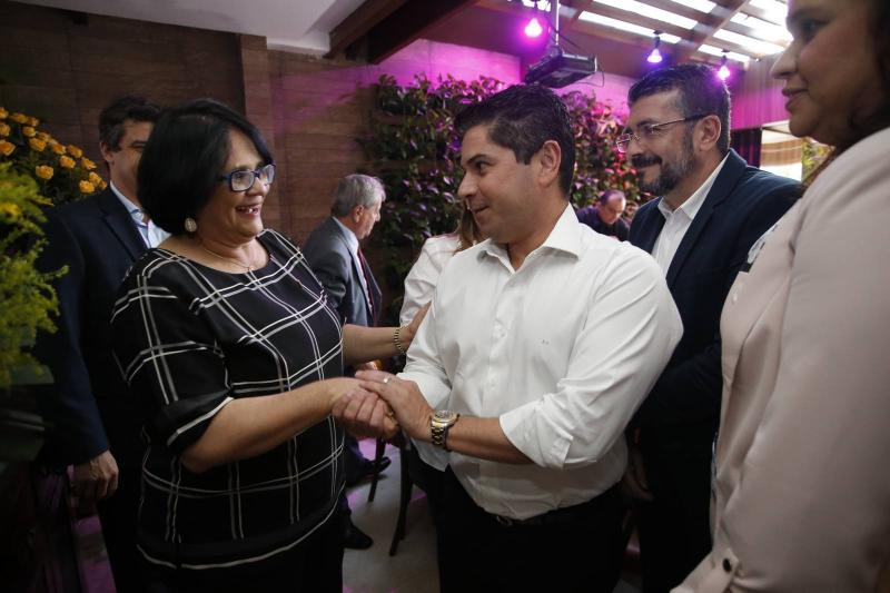 Damares Alves e Pompeu Vasconcelos 2