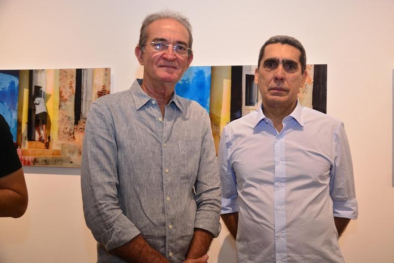 Ricardo Brasil e Joao Pontes