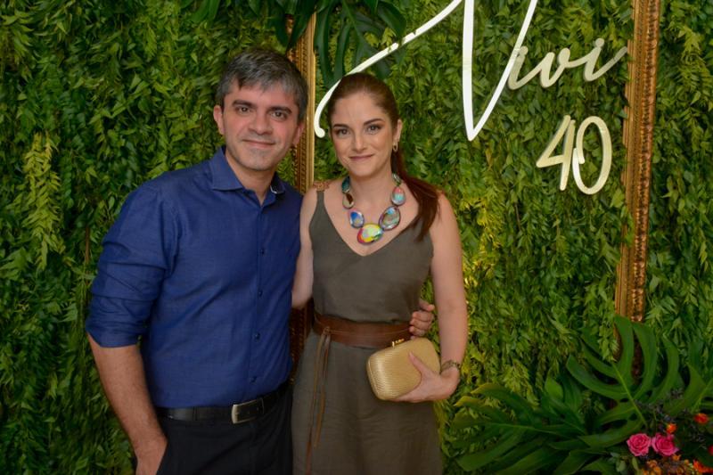 Daniel Moura Fe e Anair Castro