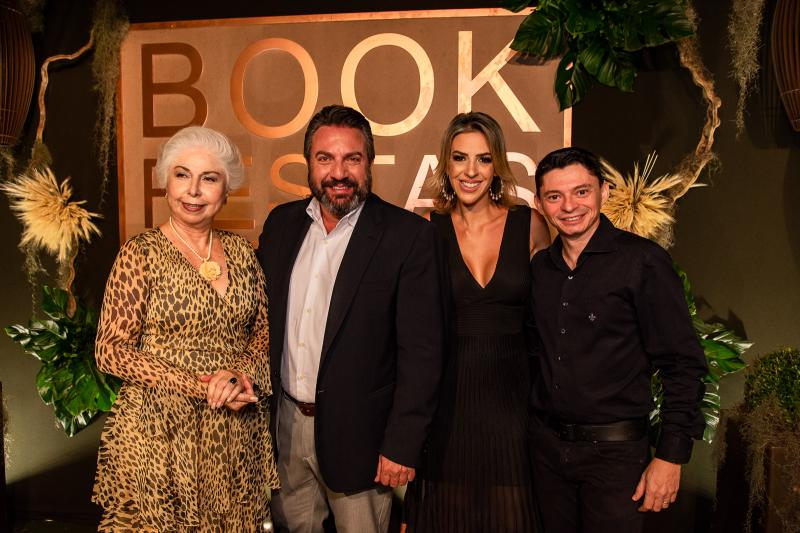 Alodia Guimaraes, Paulo Sergio Garcia, Renata Garcia e Marciano Djow