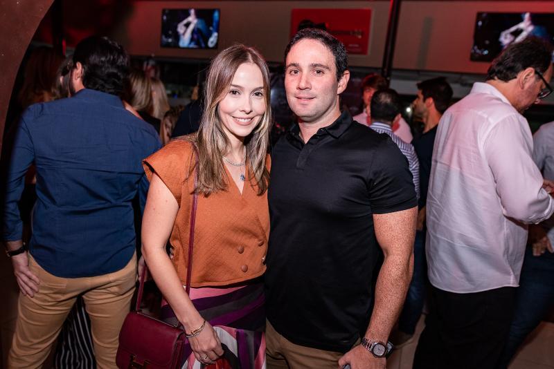 Rafaela e Tiago Asfor