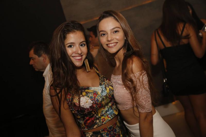 Lara Perdigao e Livia Sampaio