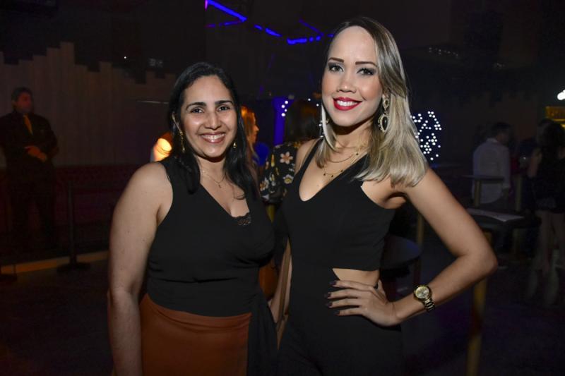 Karla Moreira e Fabiola Borges