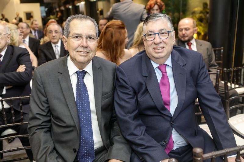 Ricardo Parente e Danilo Forte