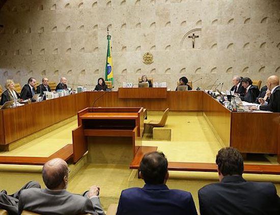 FIEC comemora decisão do STF de negar habeas corpus a Lula