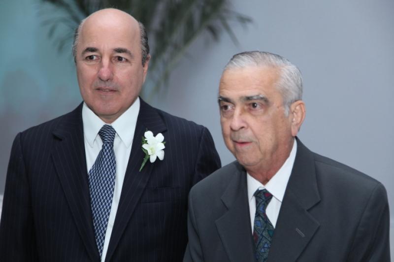 Silvio Frota e Edilmar Noroes