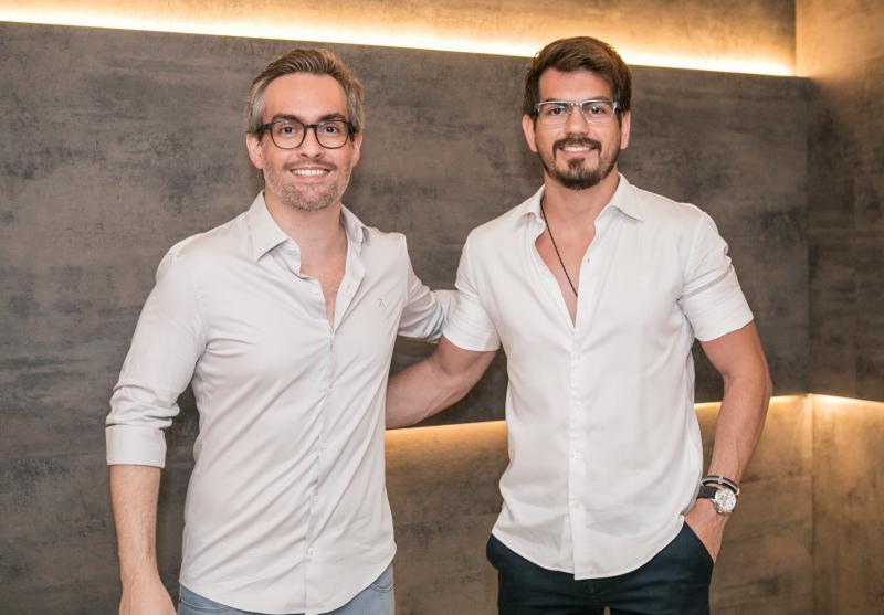 Joao Paulo e Fernando Feitosa