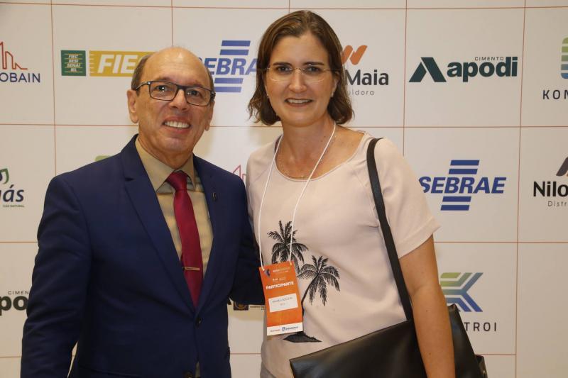 Andre Montenegro e Manuela Ribeiro