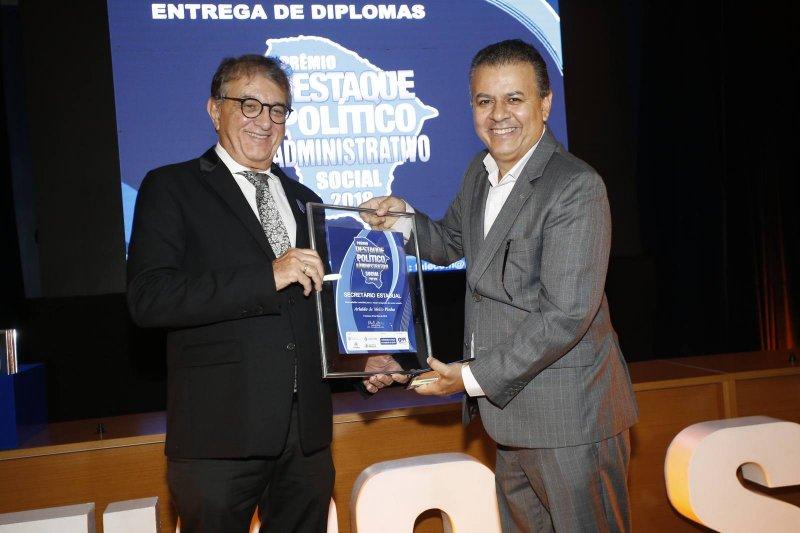 Reconhecimento  - Prêmio Destaque Político Administrativo Social é entregue em prestigiada solenidade na Assembleia Legislativa